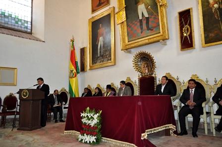 Resultado de imagen de Tribunal Constitucional de Bolivia