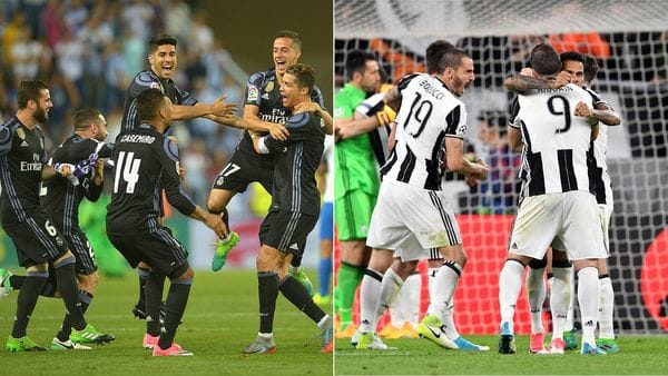 Real Madrid y Juventus protagonizarán el duelo de la final
