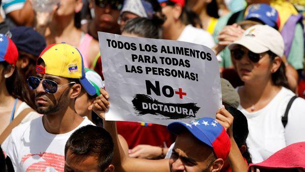 La oposición llamó a la población a rechazar la Constituyente de Maduro
