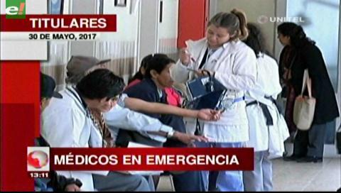 Video titulares de noticias de TV – Bolivia, mediodía del martes 30 de mayo de 2017