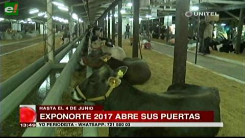 Arrancó Exponorte Dinámica 2017