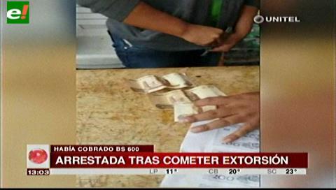 Video: Funcionaria municipal es arrestada tras cometer extorsión