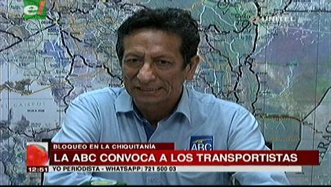La ABC invita a los transportistas a dialogar por arreglos en las carreteras