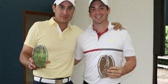 Daniel Patiño se llevó nuevamente un Torneo Nacional de Golf