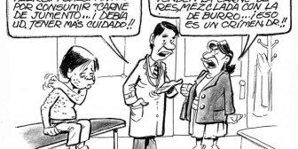 Caricaturas de Bolivia del lunes 22 de mayo de 2017
