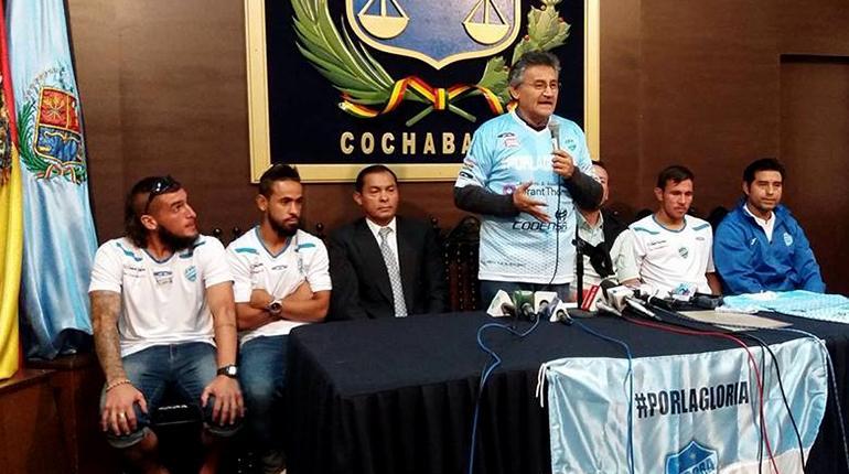 Aurora regresa al fútbol profesional boliviano luego de tres años