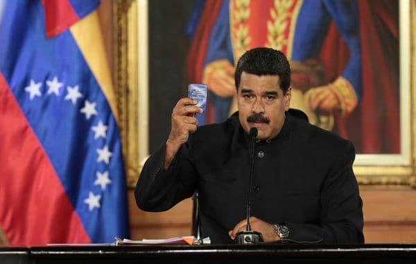 Nicolás Maduro, presidente de Venezuela (Reuters)