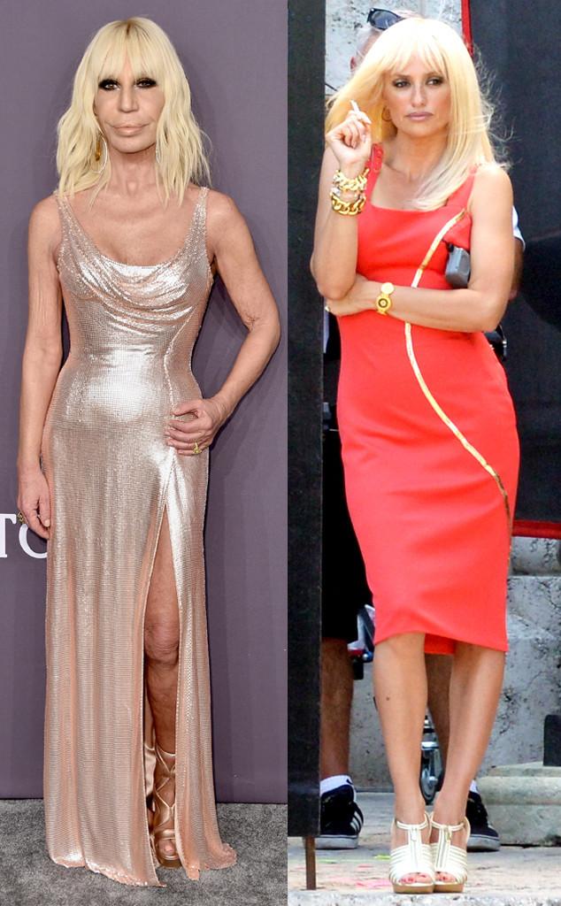 Penelope Cruz, Donatella Versace, American Crime Story: The Assassination of Gianni Versace