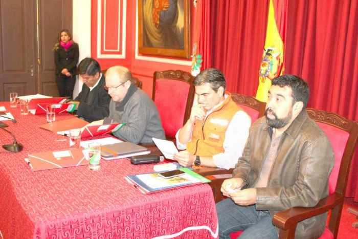 Pacto Fiscal, 3 regiones pedirán 50% de coparticipación tributaria