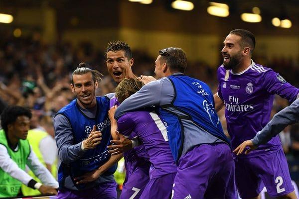 Real Madrid gana su segunda Champions consecutiva