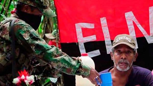 El ex congresista Odín Sánchez estuvo secuestrado 10 meses por el grupo terrorista