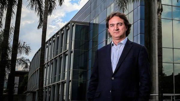 Joesley Batista, dueño de JBS, el hombre que desató un nuevo escándalo en Brasil al grabar una conversación con el presidente Michel Temer