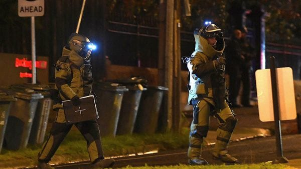 Después de un enfrentamiento armado, el yihadista fue abatido (Reuters)