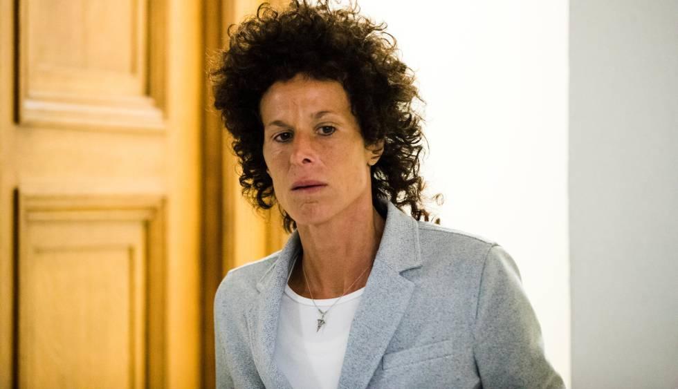Andrea Constand, que acusa a Bill Cosby de abusar de ella.