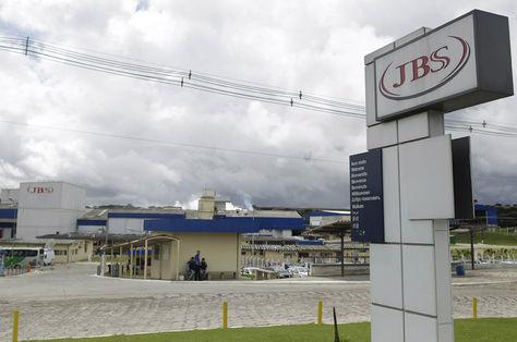 Brasil. La multinacional JBS, mayor productora de proteína animal del mundo. Foto: EFE