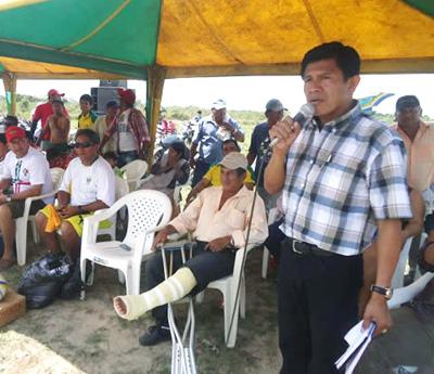 Resultado de imagen de alcalde de San Borja, Jorge Áñez