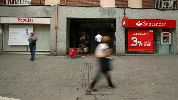 La polémica compra del Santander: