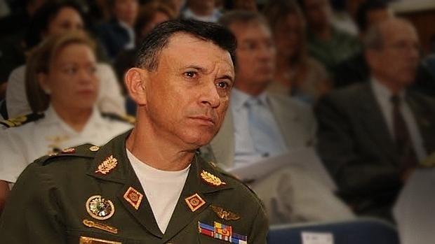 El general Alexis López Ramírez - ABC