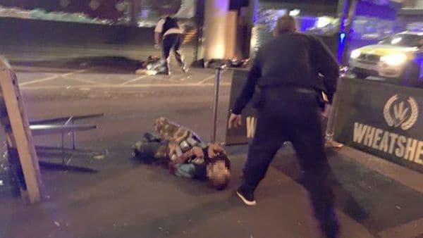 El atentado de Londres dejó siete muertos