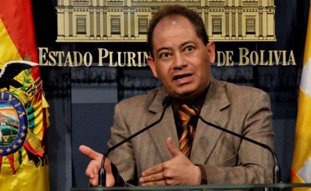 Resultado de imagen de El ministro de Gobierno, Carlos Romero