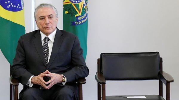 Dueño de cárnica JBS reitera ante Policía brasileña acusaciones contra Temer