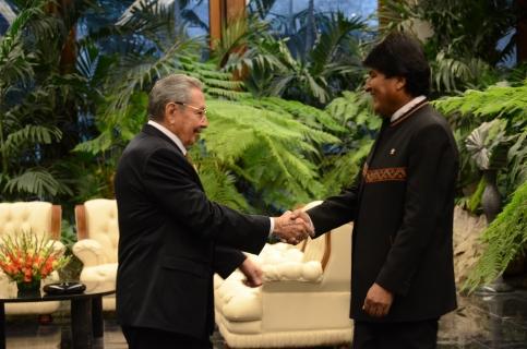 Evo Morales a Estados Unidos: Una verdadera democracia no aísla