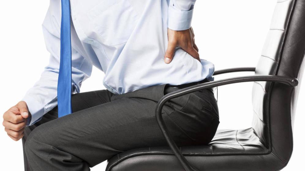 Foto: Cuidado con la postura. (iStock)