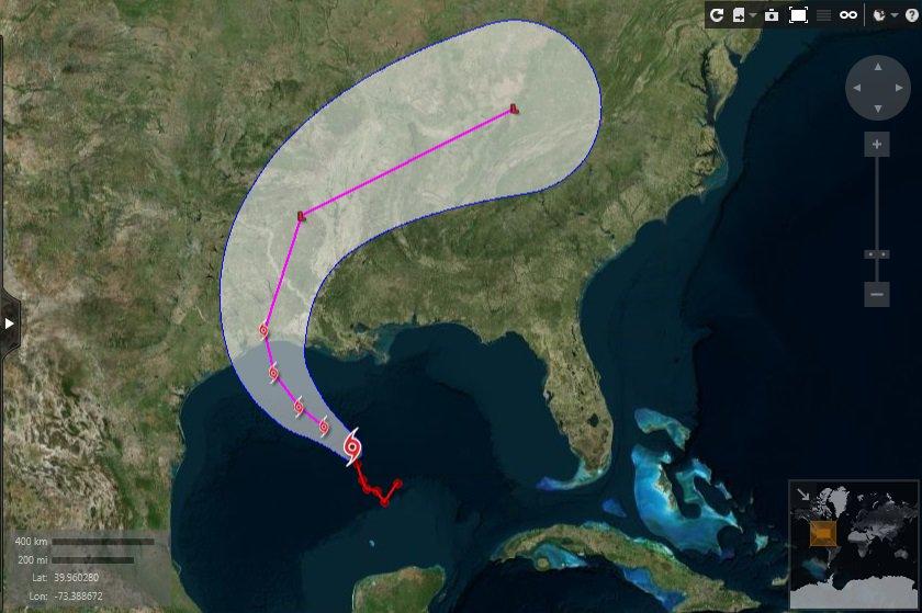 Alertan sobre tormenta tropical en Yucatán