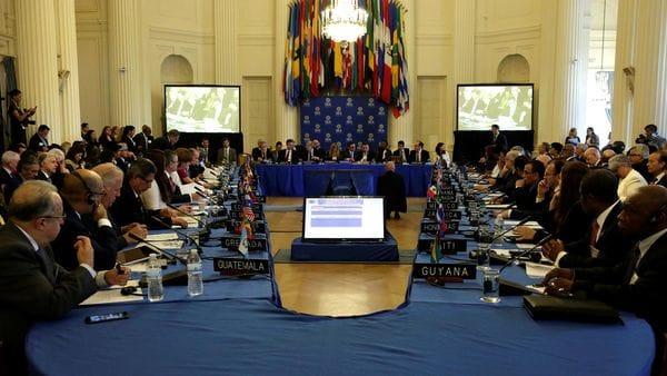 Samuel Moncada es designado nuevo Canciller de la República Bolivariana de Venezuela