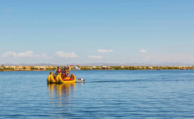 Lago Titicaca. (Shutterstock)