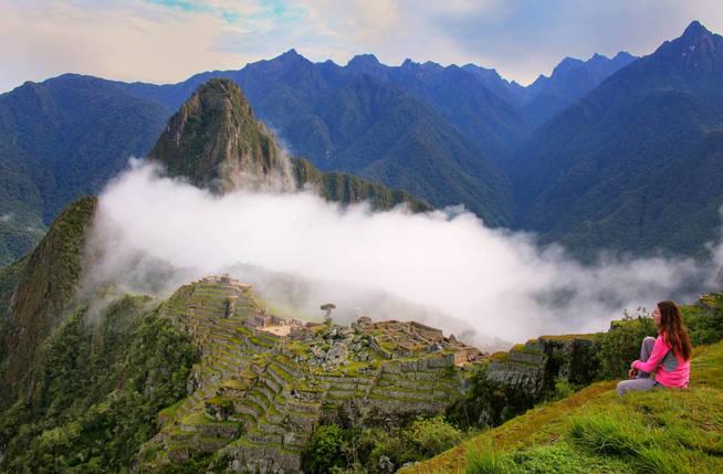 Vistas de Machu Picchu. (Shutterstock)
