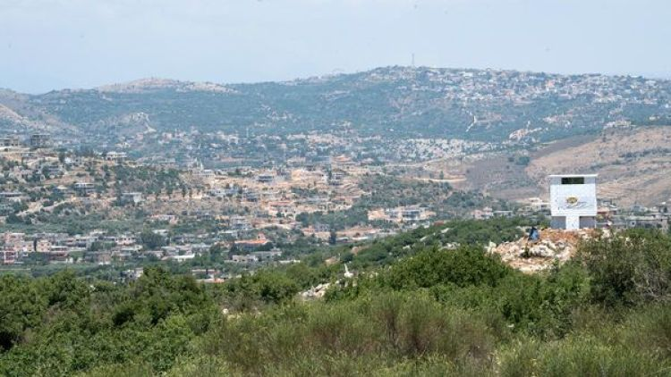 Hezbollah instaló en la frontera puestos de observación