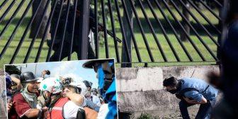 Video muestra el momento del asesinato de David Vallenilla por la guardia venezolana de Maduro
