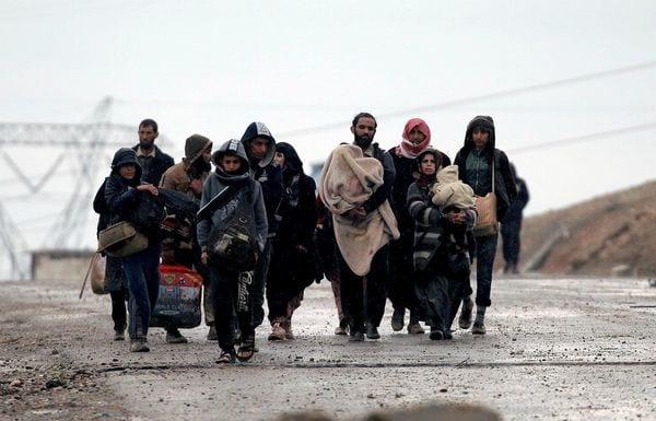Fuerzas iraquíes avanzan por los callejones de Mosul para recuperar la urbe
