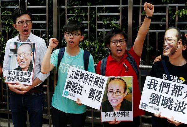 China concede permiso médico al encarcelado premio Nobel de Paz Liu Xiaobo