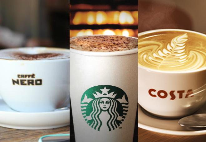 Alerta higiénica: hallaron bacterias fecales en el café helado de Starbucks