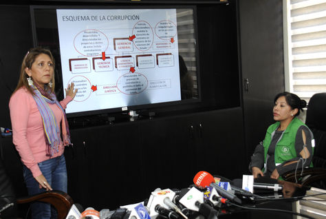 Juez determina la detención preventiva del exgerente de Btv por corrupción