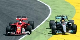 Fórmula 1: pese a su increíble maniobra, apareció un defensor para Vettel