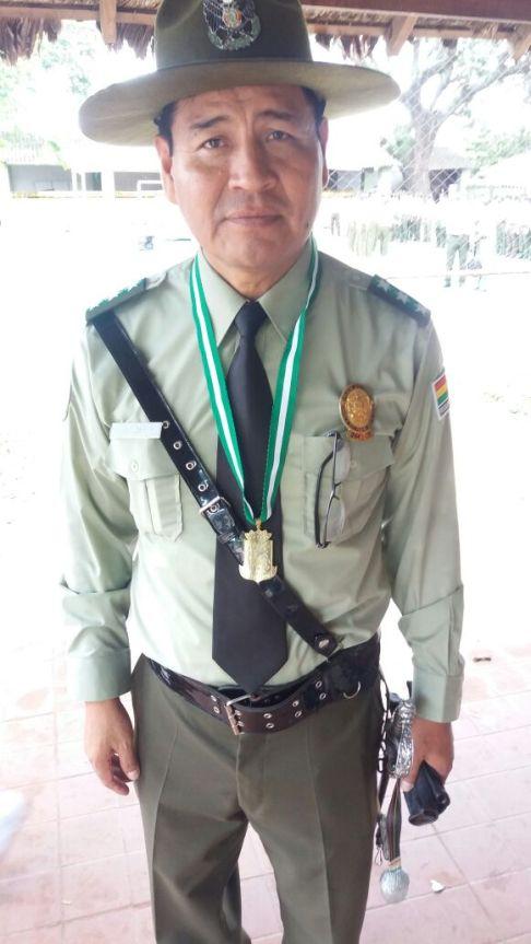 Director de Tránsito Constantino Cejas