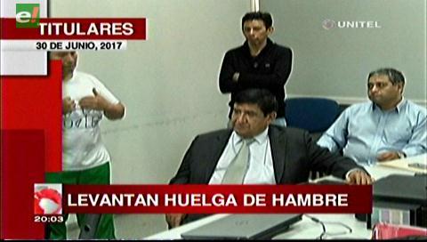 Video titulares de noticias de TV – Bolivia, noche del viernes 30 de junio de 2017