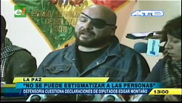 Tezanos critica las declaraciones de Montaño contra Cusi