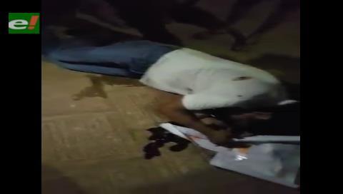 Pando. Policía presume que asesinato de empresario fue por una deuda (video adultos)