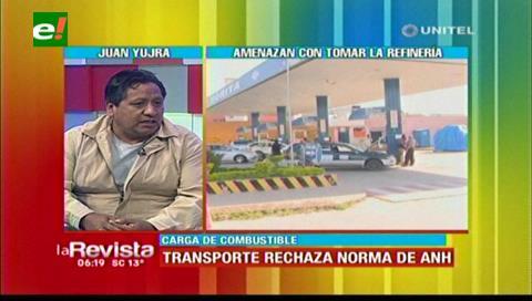 Transportistas amenazan con movilizaciones contra norma de la ANH