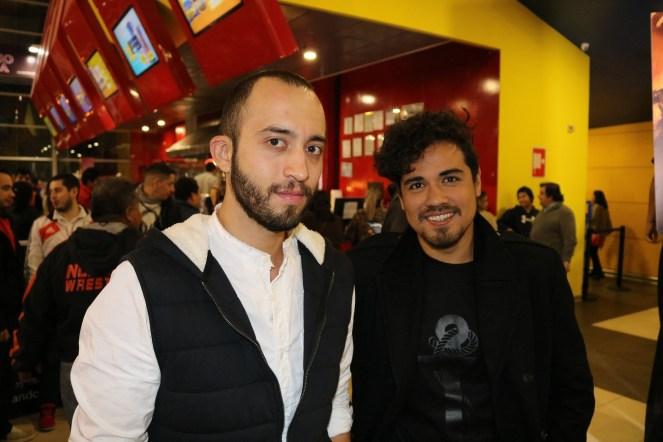 Daniel Ghetti y Marcos Gutiérrez