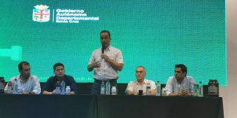 """Deportistas del país llegaron a Santa Cruz para la primera versión de """"Expo Deporte Bolivia"""""""