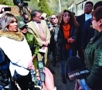 Zapata, Fortún y otros se delatan y contradicen en La Rinconada