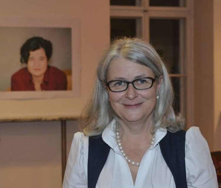 Adelheid Kastner, por Rudolf Gigler