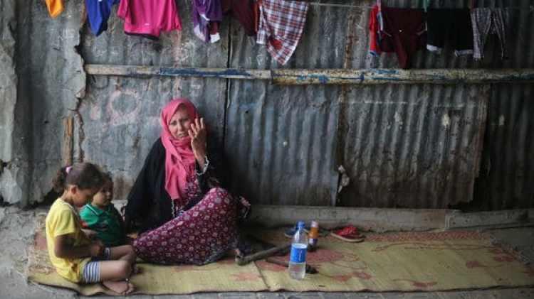 Las condiciones de salud en la Franja de Gaza se han deteriorado mucho, así como la educación y la alimentación (Reuters)