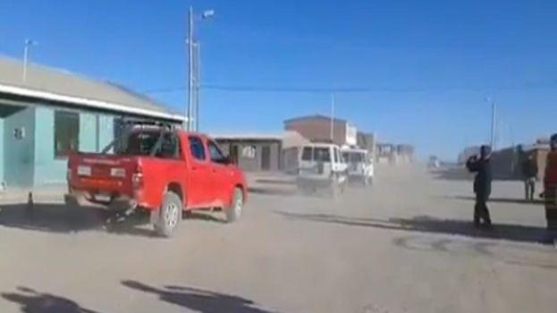 Romero abre posibilidad de devolver camioneta a Chile