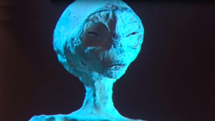 Perú: Investigador presenta 'pruebas' de la vida alienígena en la Tierra (Video)